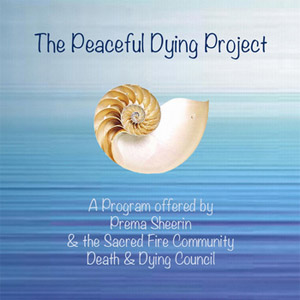 Peaceful Dying Album Cover